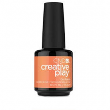 Lac unghii semipermanent CND Creative Play Gel #517 Fired Up 15ml