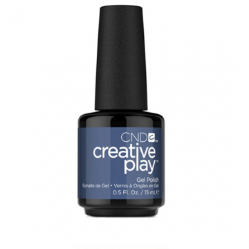 Lac unghii semipermanent CND Creative Play Gel #520 Blown Away 15ml