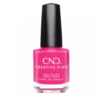 Lac unghii semipermanent CND Creative Play UV Magenta Pop 13.6ml