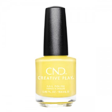 Lac unghii semipermanent CND Creative Play UV Vivid Daisy 13.6ml