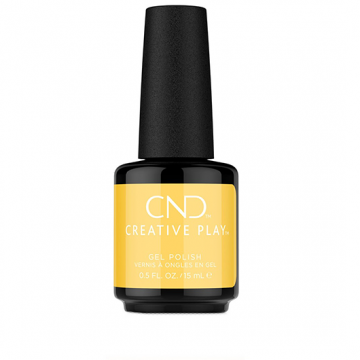 Lac unghii semipermanent CND Creative Play Gel #527 Vivid Daisy 15ml