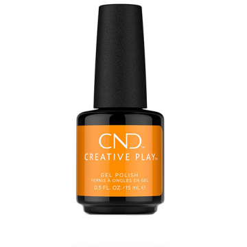 Lac unghii semipermanent CND Creative Play Gel #424 Apricot In The A 15ml