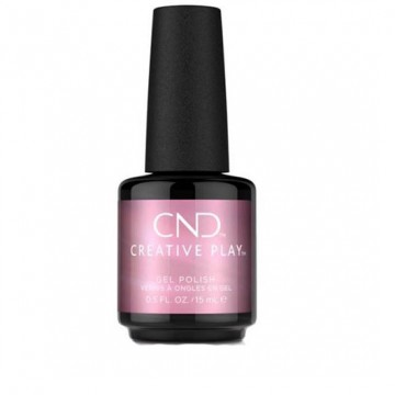 Lac unghii semipermanent CND Creative Play I Like To Mauve It 15ml