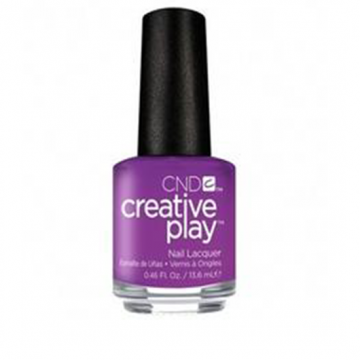 Lac unghii semipermanent CND Creative Play Gel #480 Orchid You Not 15ml