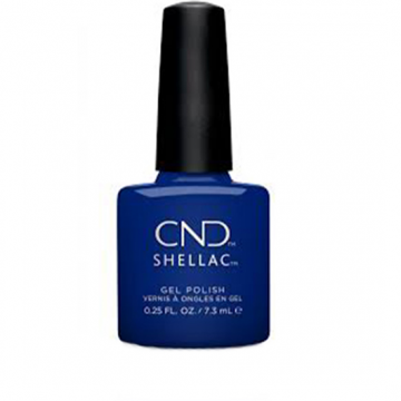 Lac unghii semipermanent CND Shellac Wild Earth Blue Moon 7.3 ml