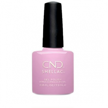 Lac unghii semipermanent CND Shellac UV Coquette 7.3ml