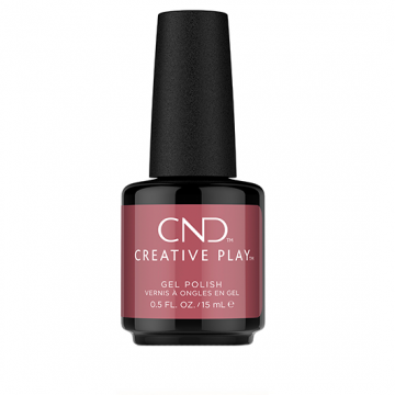 Lac unghii semipermanent CND Creative Play #538 Drumbeat 15ml