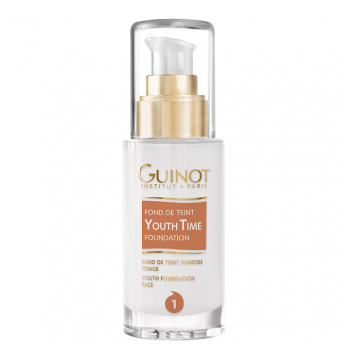 Fond de ten Guinot Youth Time cu efect de intinerire N1 30ml