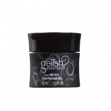 Gel traditional de constructie unghie roz Gelish 15 ml