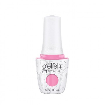 Lac unghii semipermanent Gelish Lac UV Look At You Pink 15ml