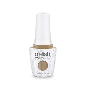 Lac unghii semipermanent Gelish UV Taupe Model 15ml