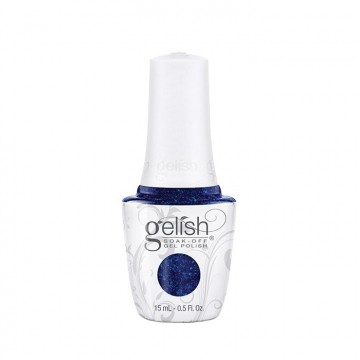 Lac unghii semipermanent Gelish Lac UV Holiday Party Blues 15ml