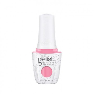 Lac unghii semipermanent Gelish Lac UV Make You Blink Pink 15ml