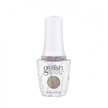Lac unghii semipermanent Gelish Lac UV Llots Of Dots 15ml