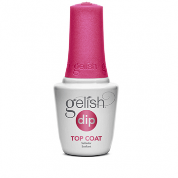 Top Coat unghii Gelish Dip 15 ml