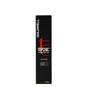 Vopsea de par permanenta Goldwell Top Chic 6G 60ml