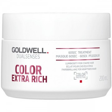 Tratament de par Goldwell Dual Sences Color Extra Rich 60s 200ml