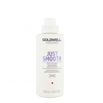 Masca de par Goldwell Dualsenses Just Smooth Anti-frizz 500ml