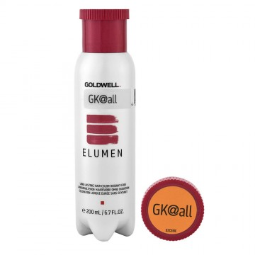 Vopsea de par semipermanenta Golwell Elumen Pure GK@ALL Gold 200ml