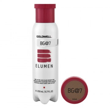 Vopsea de par semipermanenta Golwell Elumen Light BG@7 200ml