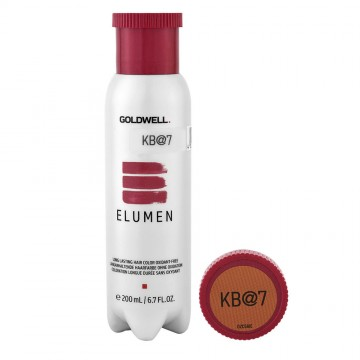 Vopsea de par semipermanenta Golwell Elumen Light KB@7 200ml