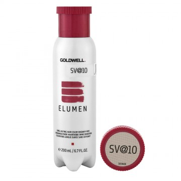 Vopsea de par semipermanenta Golwell Elumen Light SV@10 200ml