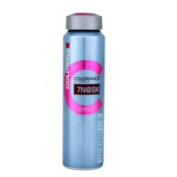 Vopsea de par demipermanenta Goldwell Colorance CAN 7N@BK Grey 120ml