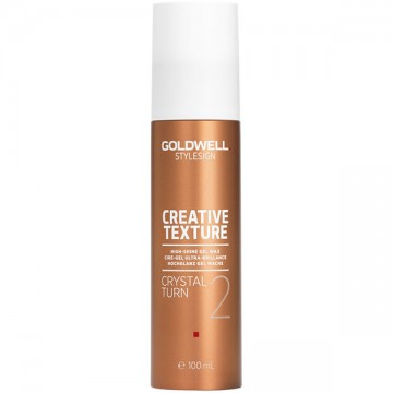 Spray Goldwell Creative Texture Crystal Turn High-Shine Gel Wax 100ml