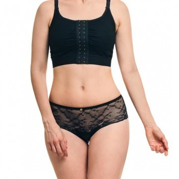 Ipomia sutien The Essential recovery bra black