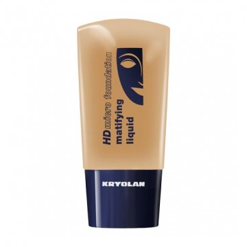 Fond de ten matifiant Kryolan HD Micro Foundation 130 30ml