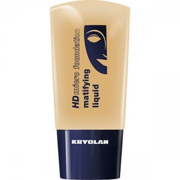 Fond de ten matifiant Kryolan HD Micro matif 245 30ML