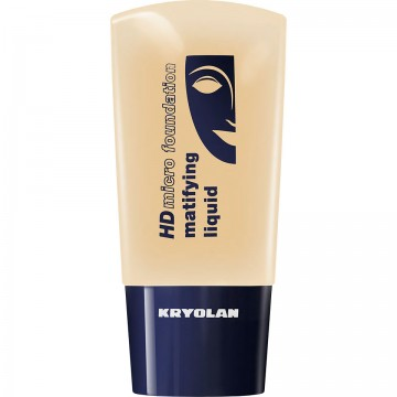 Fond de ten matifiant Kryolan HD Micro Foundation 310 Matifing Liquid 30ml