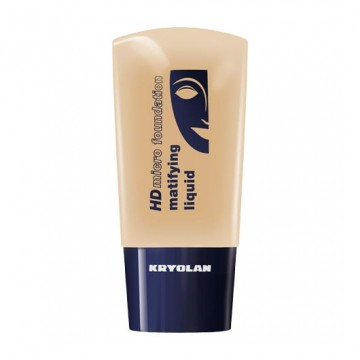 Fond de ten matifiant Kryolan HD Micro Foundation matifing liquid 340