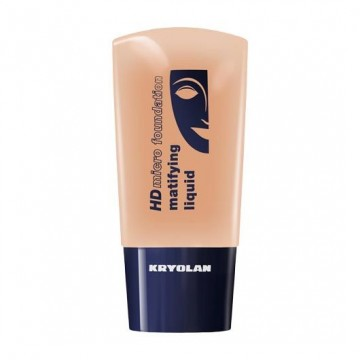 Fond de ten matifiant Kryolan HD Micro Foundation matifing liquid 560