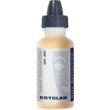 Fond de ten Kryolan HD Micro Foundation on Air 340 15ml
