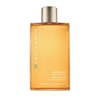Gel de dus Moroccanoil Fragrance cu parfum original 250ml