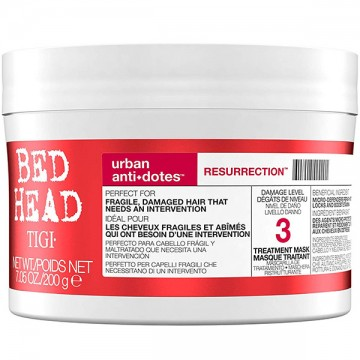 Masca Tigi Bed Head Styling Ua Resurrection pentru par deteriorat 200 g