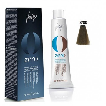 Vopsea par fara amoniac Vitality's New Zero Cream 8/00 60ml