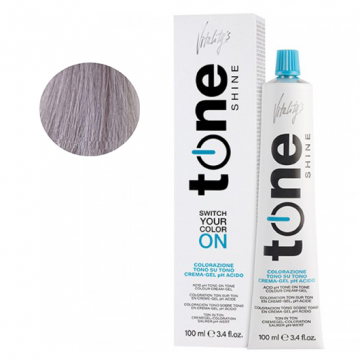 Vopsea semipermanenta de par Vitality's Tone Shine Light Natural Pearl Blonde fara amoniac