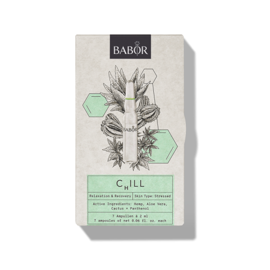 Fiole Babor Chill Out Promo 7 x 2 ml