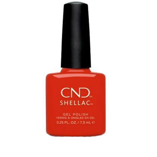 Lac unghii semipermanent CND Shellac #353 Hot Or Knot 7.3ml