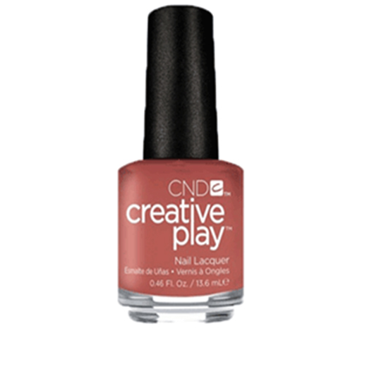 Lac unghii clasic CND Creative Play Nuttin To Wear 13.6 ml