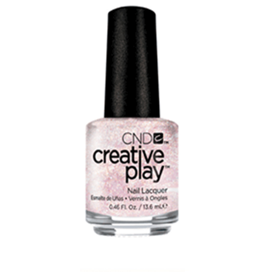 Lac unghii clasic CND Creative Play Tutu Be Not To Be 13.6 ml