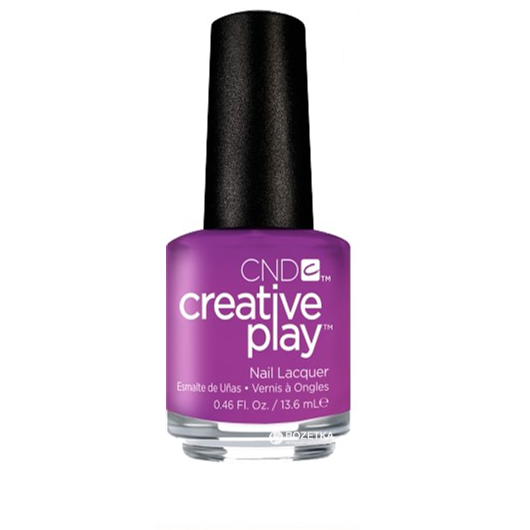Lac unghii clasic CND Creative Play Orchid You Not 13.6 ml