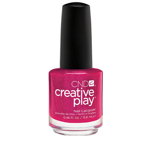 Lac unghii clasic CND Creative Play Cherry-Glo-Round 13.6 ml