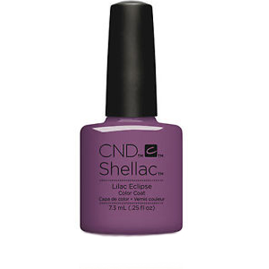 Lac unghii semipermanent CND Shellac Lilac Eclipse 7.3ml