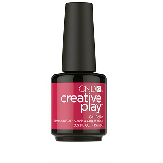 Lac unghii semipermanent CND Creative Play Gel #460 Berry Busy 15ml
