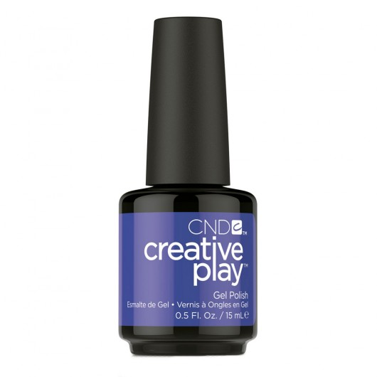 Lac unghii semipermanent CND Creative Play Gel #506 Party Royally 15ml