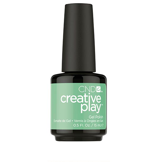 Lac unghii semipermanent CND Creative Play Gel You've Got Kale #428 15ml