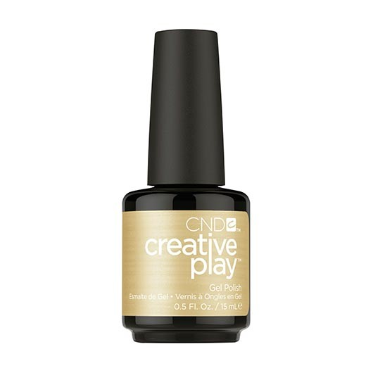 Lac unghii semipermanent CND Creative Play Gel Poppin Bubbly #464 15 ml